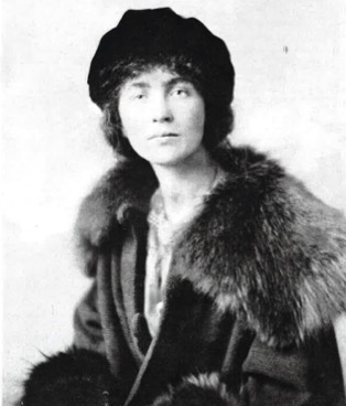 Edith Fetherston