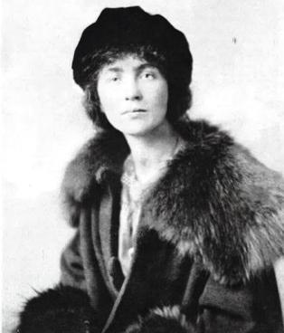 Edith Fetherston